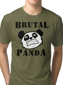 Brutal Panda Tri-blend T-Shirt