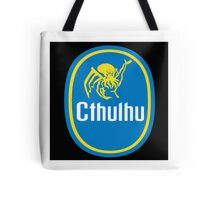 Cthulhu gone Bananas! Tote Bag