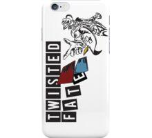 Twisted Fate iPhone Case/Skin