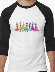 Designer Mersister Pride  Men's Baseball ¾ T-Shirt