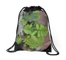Parasite Plant Drawstring Bag