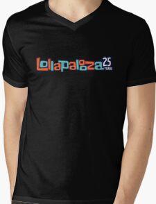 lollapalooza music festival Mens V-Neck T-Shirt