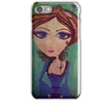 imperfect doll iPhone Case/Skin