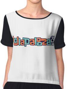 lollapalooza music festival Chiffon Top