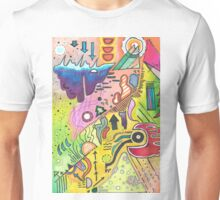 Abstract 360 Unisex T-Shirt