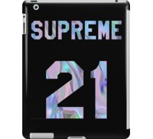 supreme 21-michellexc-2 iPad Case/Skin