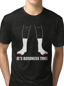 Flight Of The Conchords - Business Time Tri-blend T-Shirt