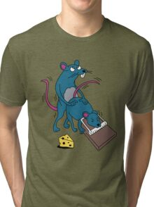 Flight Of The Conchords - Mousetrap Tri-blend T-Shirt