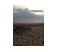 Sunsets & Sand Dunes Art Print
