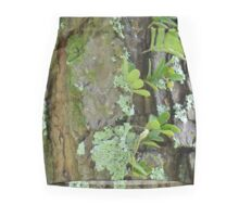 Parasite Plant Mini Skirt