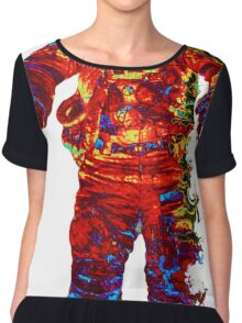 Lost In Space Chiffon Top