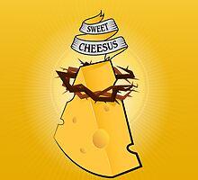 Sweet Cheesus by Arian Noveir