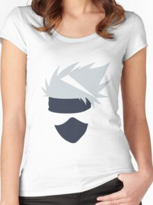 kakashi Women's Fitted Scoop T-Shirt