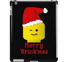 Santa Minifig - Merry 'Brick'mas iPad Case/Skin