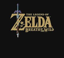 The Legend of Zelda: Breath of the Wild Logo Unisex T-Shirt