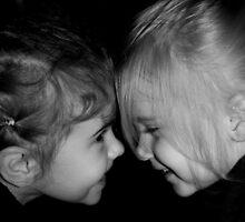 Loving Sisters by Jenelle  Irvine