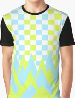 Fancy in yellow and blue Graphic T-Shirt