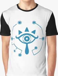 Sheikah Eye (The Legend of Zelda: Breath of the Wild) Graphic T-Shirt