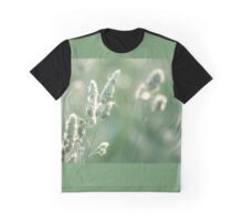 Sunset on Orchard Grass Graphic T-Shirt