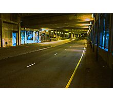Tunnel Love Photographic Print