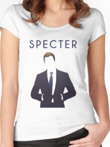 Specter Women's Fitted Scoop T-Shirt