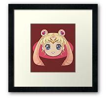 Sailor Moon Chibi Framed Print