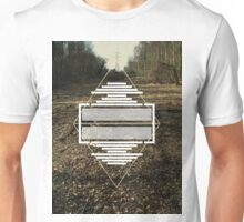 A picture of a pylon is boring  Unisex T-Shirt