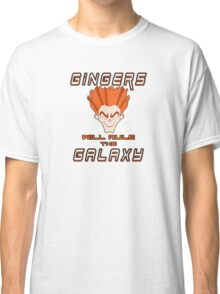 Gingers will rule! Classic T-Shirt