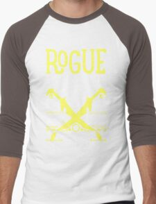 ROGUE Men's Baseball ¾ T-Shirt