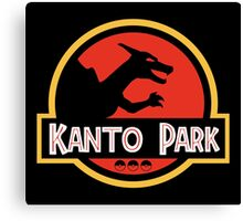 Kanto Park Canvas Print