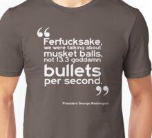Musket Balls Unisex T-Shirt