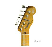 Telecaster 'King of Guitars' by Matterotica