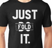 Just fold it Unisex T-Shirt