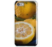 When Life Hands You Lemons I iPhone Case/Skin