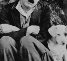 The Kid - Chaplin Sticker
