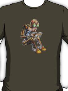 Reading robot T-Shirt