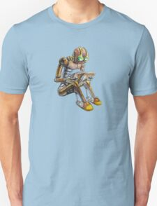 Reading robot T-Shirt