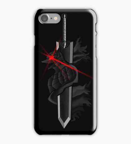 Dragonslayer Berserk iPhone Case/Skin