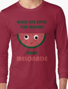 Dyslexic Lemons Long Sleeve T-Shirt