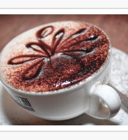 Cappuccino II Sticker