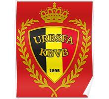 Belgium national football team Poster