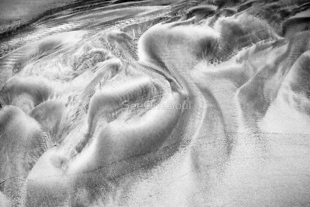 Swirls in Sand by SeeOneSoul