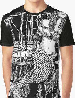 Bound Mermaid Graphic T-Shirt