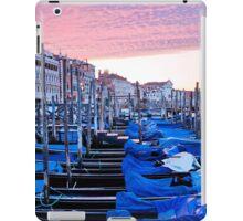Sunrise in Venice I iPad Case/Skin