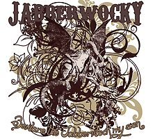 Jabberwocky Carnivale Style Ver. 1 by Sally McLean