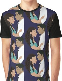 How Do You Say Hold Me? Graphic T-Shirt