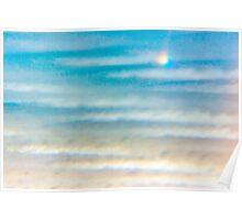 Unusual seascape Poster