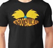Hey Football Head! Unisex T-Shirt