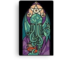Cthulhu The Father Canvas Print