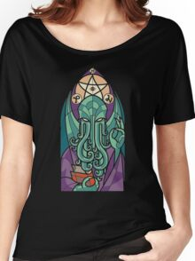 Cthulhu The Father Women's Relaxed Fit T-Shirt